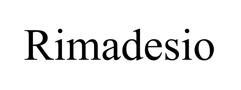 rimadesio logo